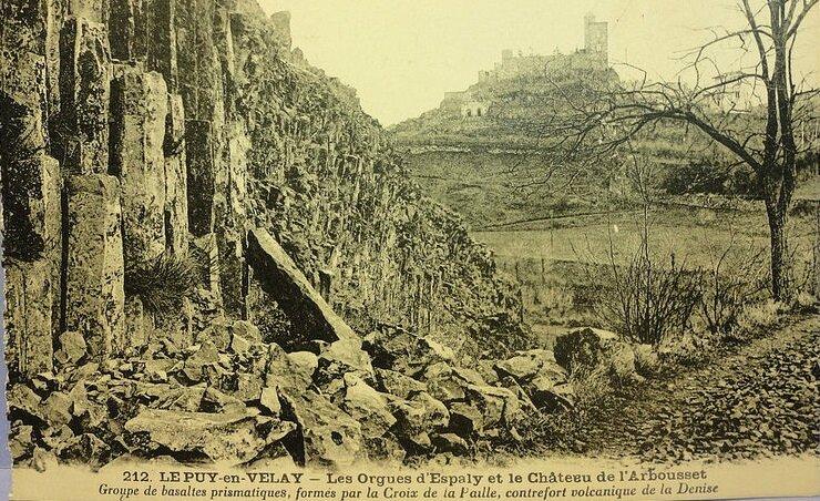 château de l'Arbousset