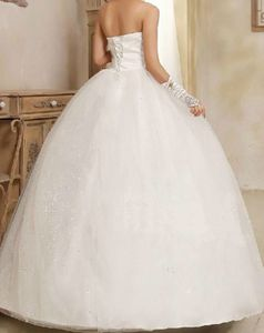 robe blanche buterfly dos