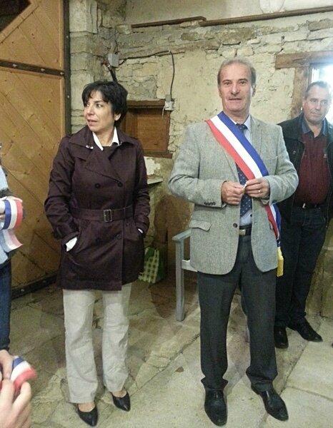 maire députée