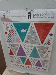 fifi_mandirac_poisson_bulle_fanion_guirlande_adhesifs_muraux