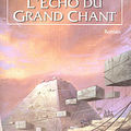 David gemmell - l'echo du grand chant