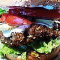 The nashville mothafucka. (burger + sauces)