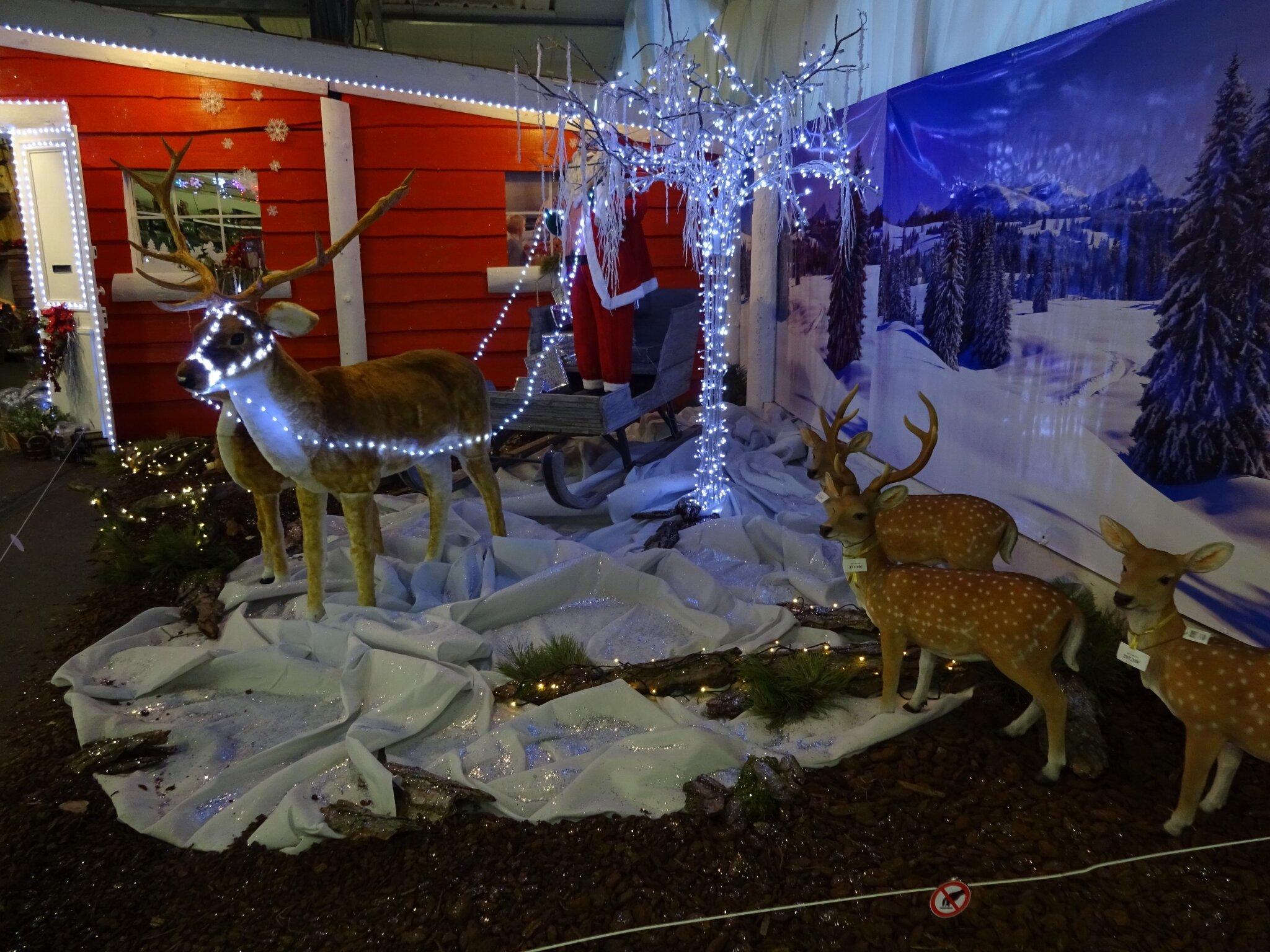 Decoration Ombre De Noel