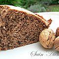 Cake aux noix - automne