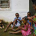 Colombiens de coeur et de culture africaine