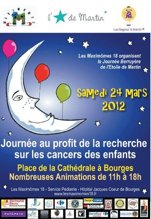 affiche 24 mars
