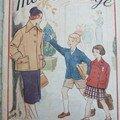 Mon ouvrage octobre 1950