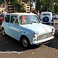 Austin mini dition Mary Quant (Retrorencard octobre 2011) 01