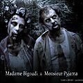 Madame bigoudi & monsieur pyjama