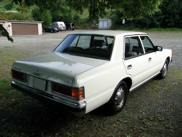 toyota crown 1981 1983 4