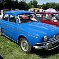 Renault dauphine type r1090, 1962