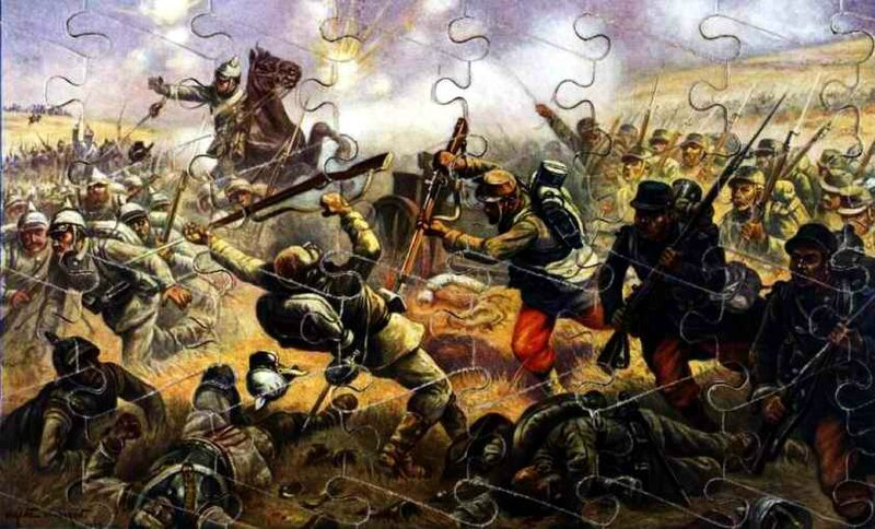 Bataille de Morhange