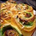 Chinois pistache choc