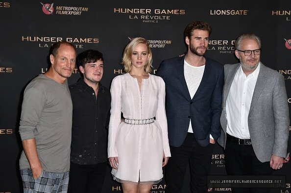Hunger Games Mockingjay Part 2 Press conf 01