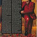 Blood on the dance floor, le verdict - black & white n°22, juillet 1997