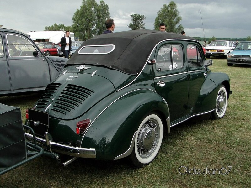 renault 4 cv grand luxe decouvrable 2