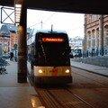 Gent Sint Pieters Station.