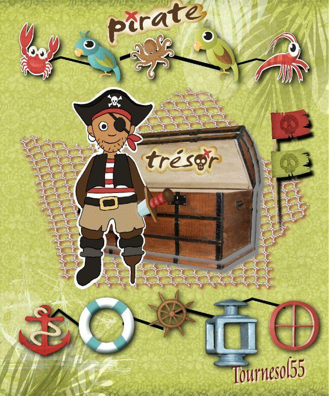 * Le Pirate