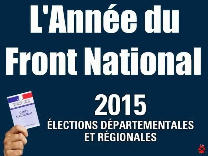2015 l'année du FN