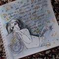 Art journal: los sueños