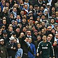 The smile of cristiano ronaldo hurts the supporters manchester city