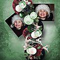 Christmas Angels - Kit by Saskia Designs