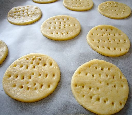 biscuit fourchette