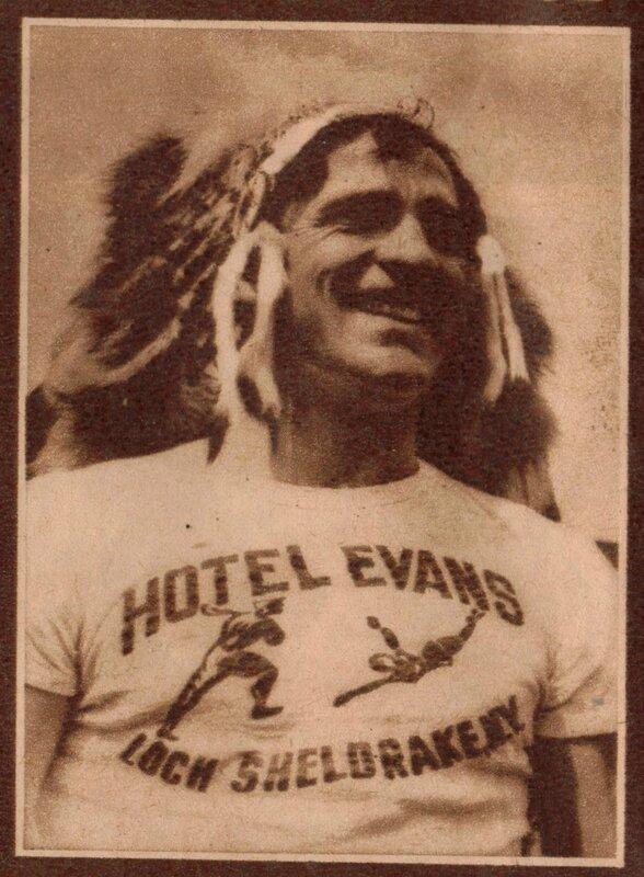 hotel evans MP 1949