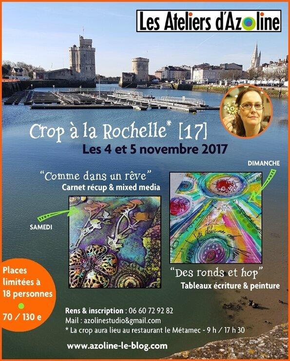 Affiche La Rochelle 2017 BD