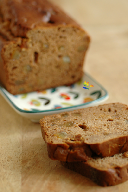 Cake moelleux crème de marrons & fenouil, gingembre, orange confits_1
