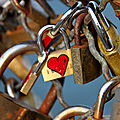 Cadenas Pont des arts (coeur)_5847