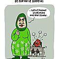 islam eelv duflot humour burka