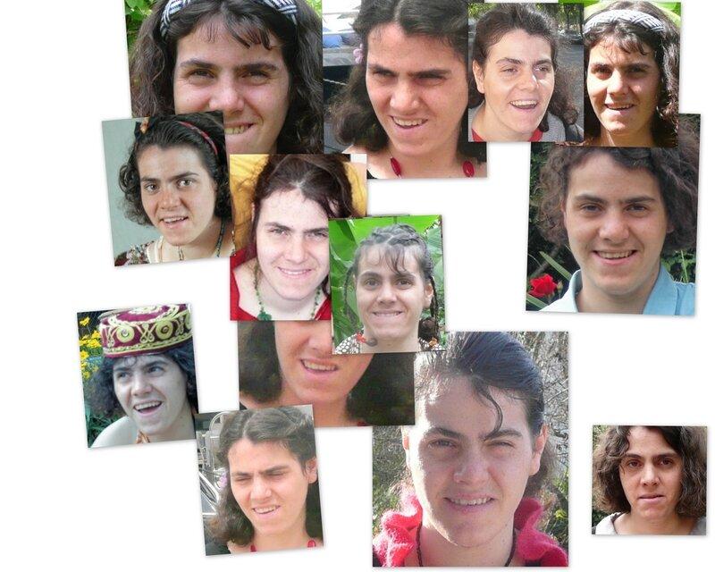 visages élise montage