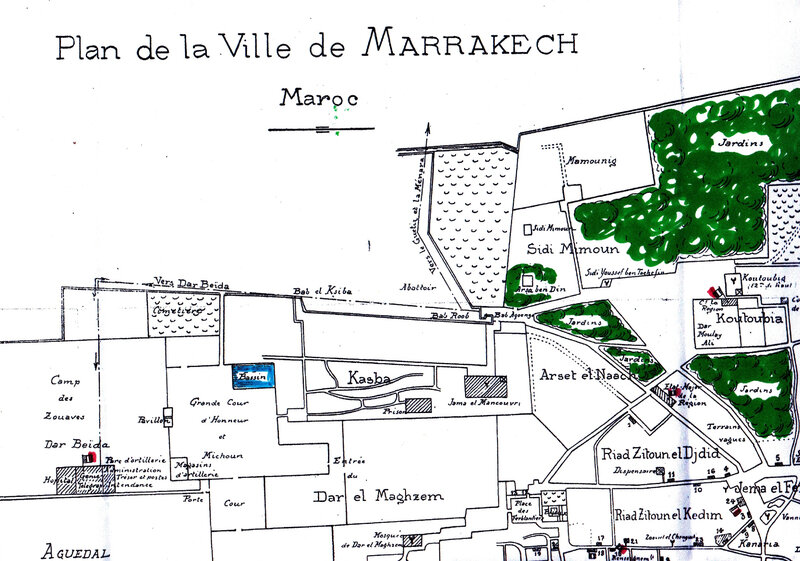 Plan-de-Marrakech-en-1913