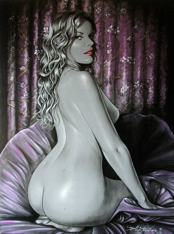 candice decouverte 60x80