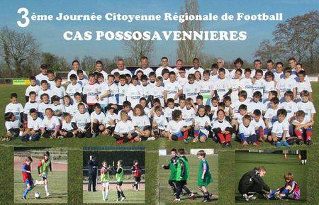 3ème journée citoyenne regionale de football