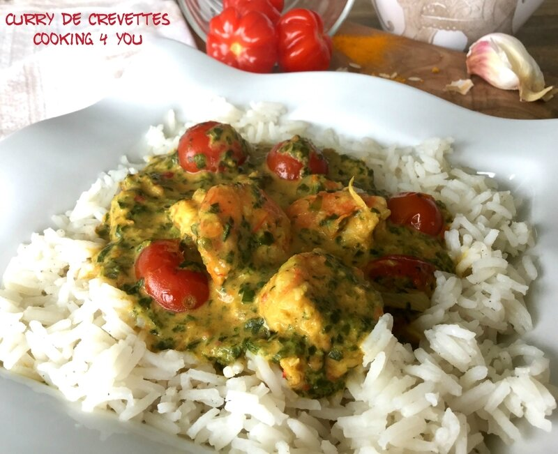 curry crevettes 010