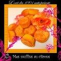 Mes muffins au citron