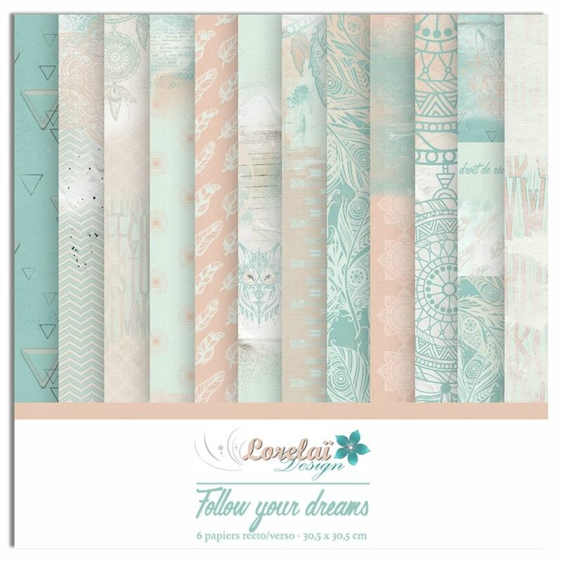 Lorelaï Design Follow Your Dreams Collection