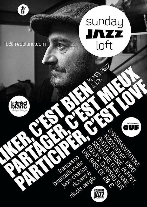Sunday Jazz Loft 14 mai 17