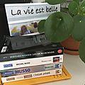 {livres} mes lectures du mois de septembre-octobre