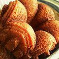 Le carrot cake aux milles saveurs de jamie oliver.