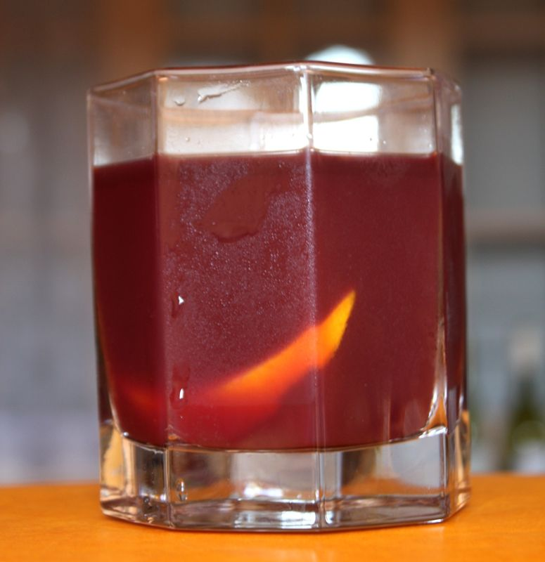 The Souvenir Cocktail Recipes — Dishmaps