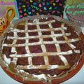 * tarte pâtissière aux griottes * tm31