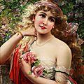 Emile Vernon, Le printemps[1]
