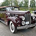 CADILLAC Series 75 Convertible Sedan Fleetwood 1938 Schwetzingen (1)