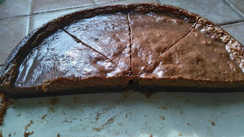 fondant au chocolat sans farine