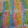 Cahier de réussites des puzzles