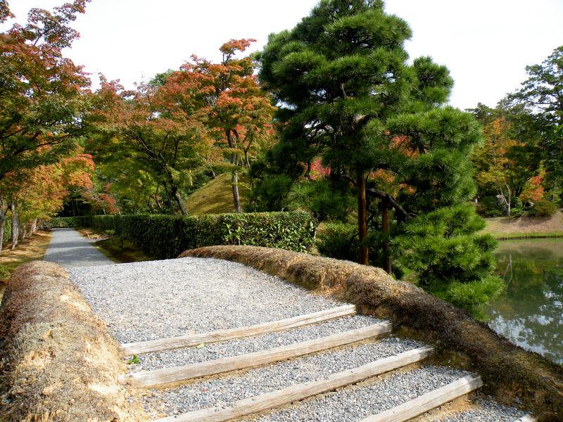Les jardins de la villa imp riale katsura le japon d for Les jardins de la villa