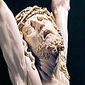 Crucifix, detail (ivory, height 65.5 cm); georg petel, augsburg, around 1629-31